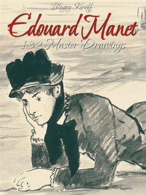 cover image of Edouard Manet--132 Master Drawings