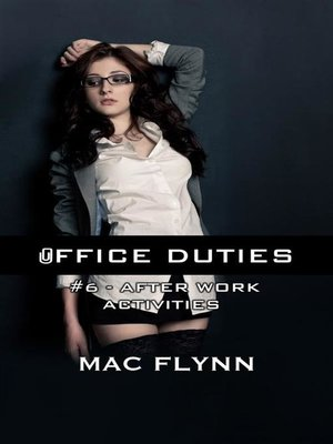 cover image of After Work Activities--Office Duties, Book 6