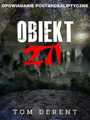 cover image of Obiekt 271