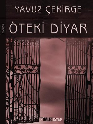 cover image of Öteki Diyar