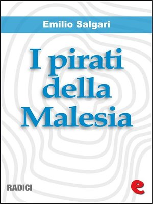 cover image of I Pirati della Malesia