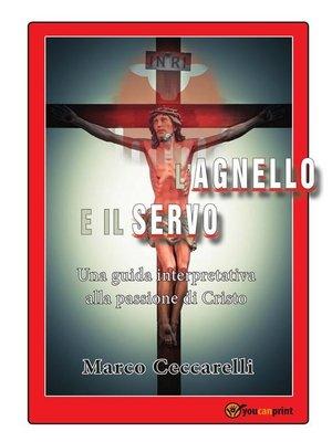 cover image of L'Agnello e il Servo
