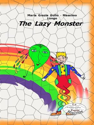 cover image of The Lazy Monster
