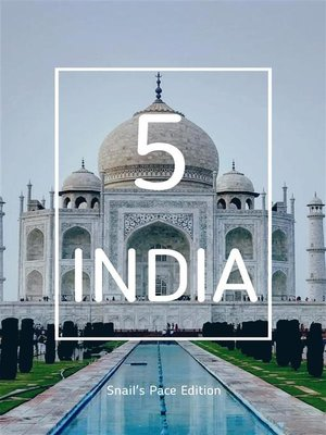 cover image of India 5