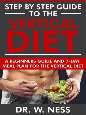 cover image of Step by Step Guide to the Vertical Diet