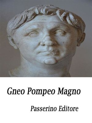 cover image of Gneo Pompeo Magno