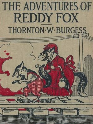 cover image of The Adventures of Reddy Fox