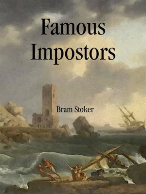 cover image of Famous Impostors