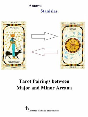 cover image of Tarot Pairings Between Major and Minor Arcana