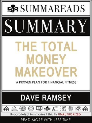 cover image of Summary of the Total Money Makeover--A Proven Plan for Financial Fitness by Dave Ramsey