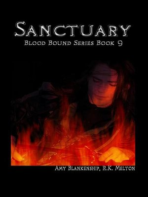 cover image of Sanctuary (Blood Bound Book 9)