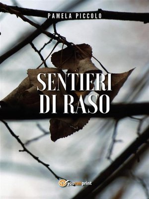 cover image of Sentieri di raso