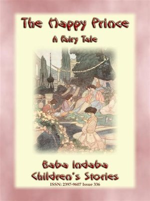 cover image of THE HAPPY PRINCE--An Eastern Fairy Tale