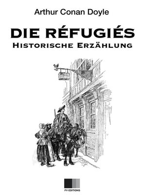 cover image of Die Refugiés (Illustrierte Ausgabe)