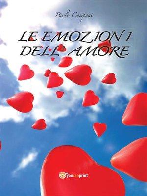 cover image of Le emozioni dell'amore