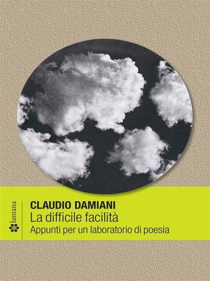 cover image of La difficile facilità