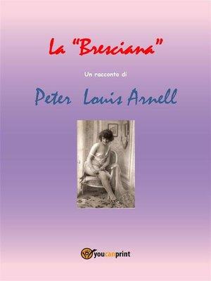 cover image of La Bresciana