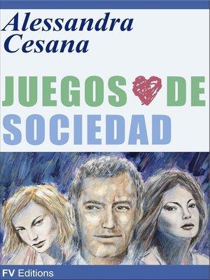 cover image of Juegos de Sociedad