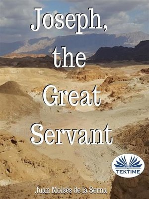 cover image of Joseph, the Great Servant
