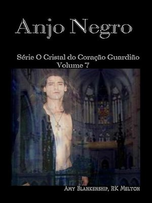 cover image of Anjo Negro