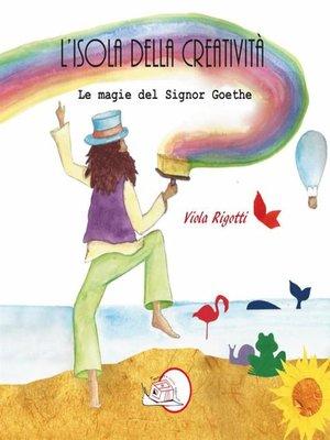 cover image of L'isola della creatività