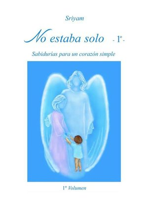cover image of No estaba solo--1º -