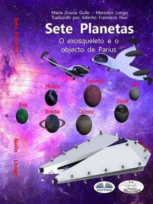 cover image of Sete Planetas