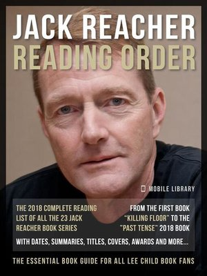 cover image of Jack Reacher Reading Order