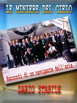 """cover image of """"Le miniere del cielo"""""""