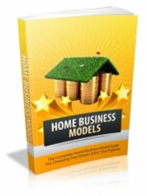 cover image of Home Business Models