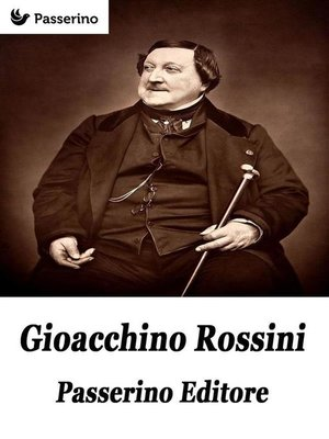 cover image of Gioacchino Rossini