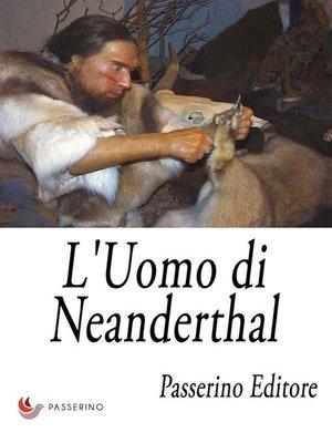 cover image of L'Uomo di Neanderthal