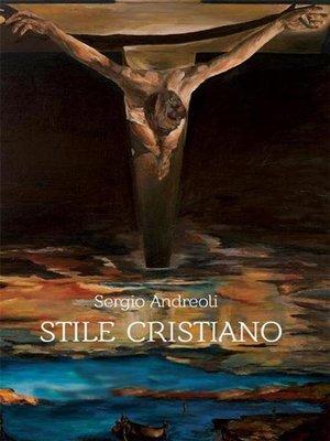 cover image of Stile Cristiano