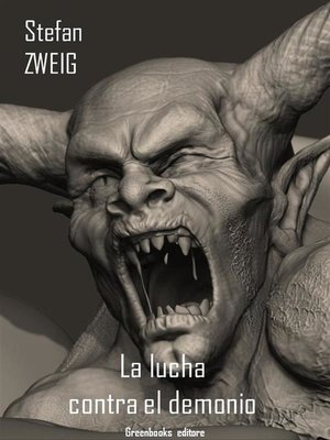 cover image of La lucha contra el demonio