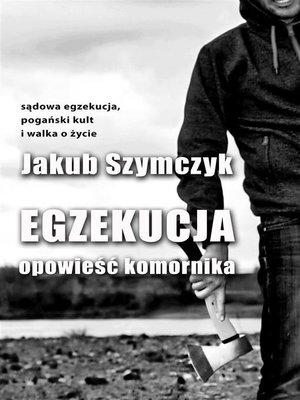 cover image of Egzekucja