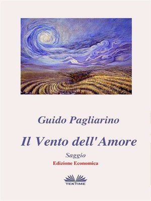 cover image of Il Vento Dell'Amore--Saggio