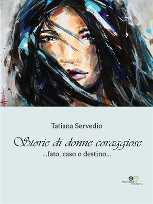 cover image of Storie di donne coraggiose