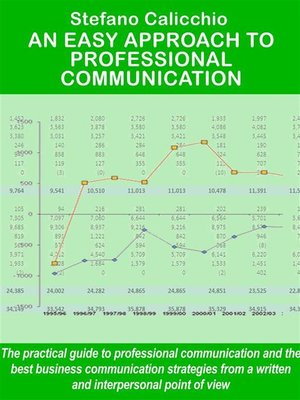 cover image of An easy approach to professional communication