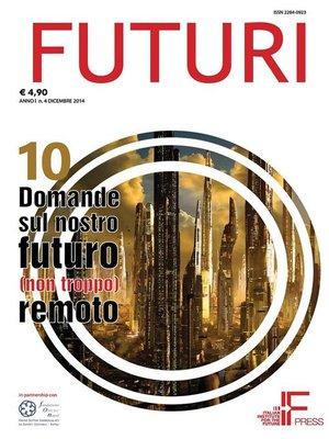 cover image of FUTURI n. 4/2014