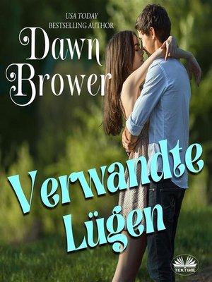 cover image of Verwandte Lügen