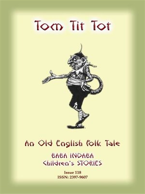 cover image of TOM TIT TOT--An Old English Fairy Tale