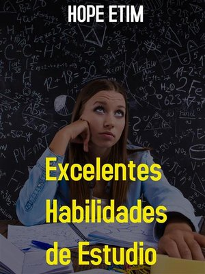 cover image of Excelentes Habilidades de Estudio