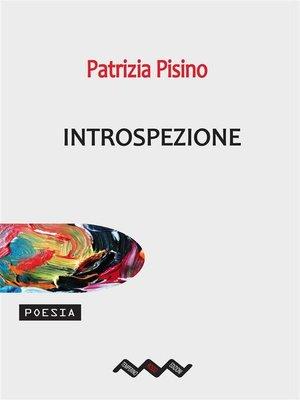 cover image of Introspezione