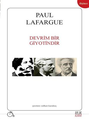 cover image of Devrim Bir Giyotindir