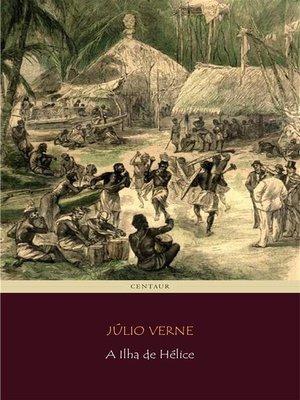 cover image of A Ilha de Hélice