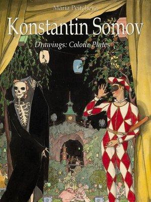 cover image of Konstantin Somov  Drawings