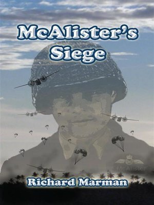 cover image of McAlisters Seige--Book 5 in the McAlister Line