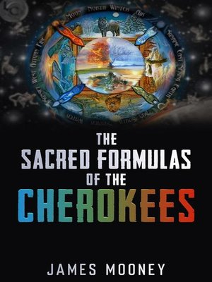 cover image of Sacred Formulas of the Cherokees