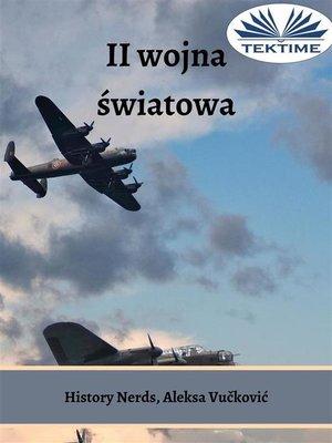 cover image of II Wojna Światowa