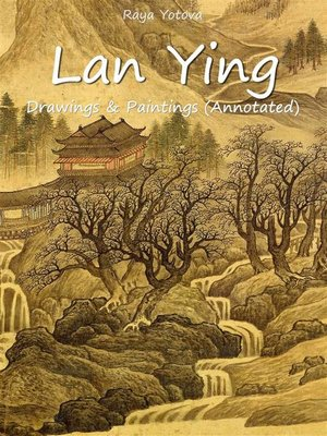 cover image of Lan Ying--Drawings & Paintings (Annotated)